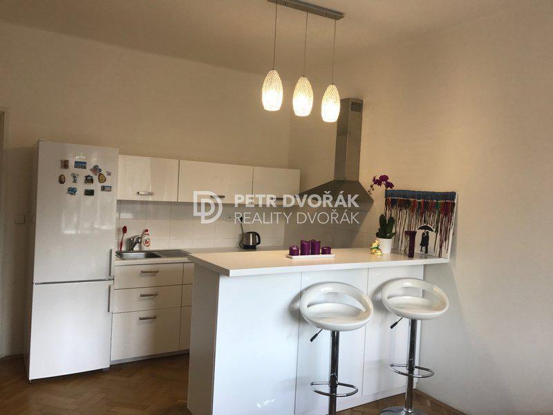 To rent apartment 2+kk - Praha 3, Ondříčkova 321 - REALCITY cz